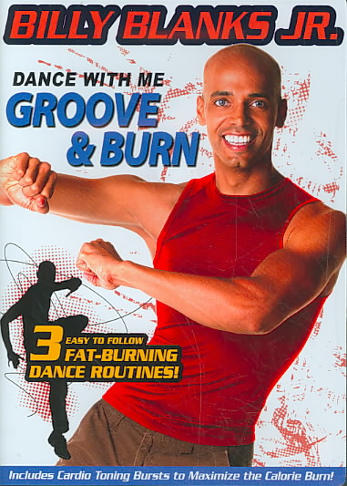 BILLY BLANKS JR:DANCE WITH MR. GROOVE BY BLANKS,BILLY JR. (DVD)